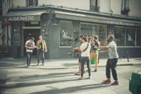 Paris - Tournage gallery